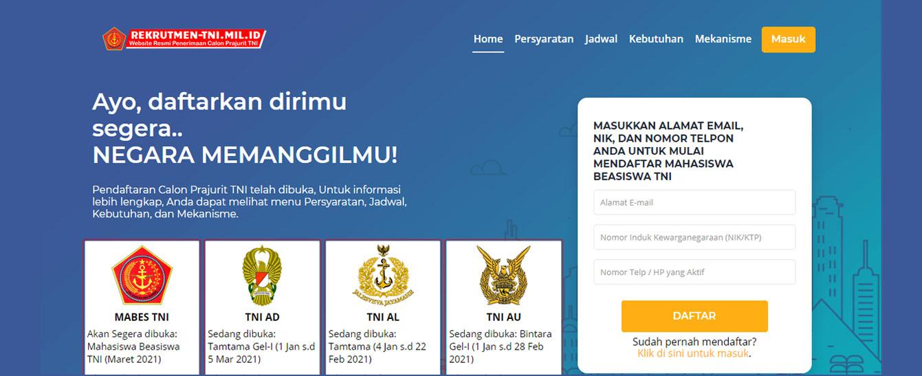 TNI SCHOLARSHIP INFORMATION